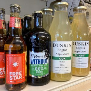 Alcohol Free Beverages